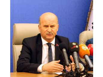 Ak Parti İl Başkanı Cemalettin Torun: