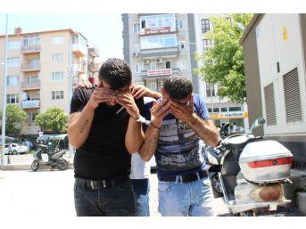 Ev Hanımını 20 Bin Tl Dolandıran Zanlılar Yakalandı