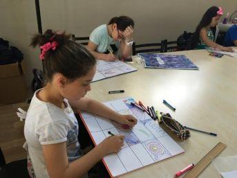 Yaz Dönemi Kültür Kursları Başladı