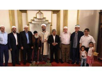 Dünya Hafızlarından Erzincan'da Kur'an Ziyafeti