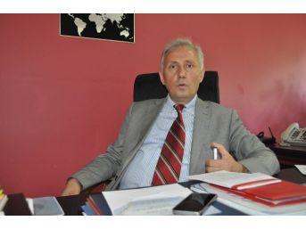Prof. Dr. Muhammet Dursun Kaya, Rektör Adaylığını Açıkladı