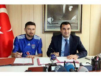 Gaziantep Büyükşehir Belediyespor'dan Transfer