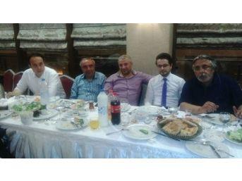Gbc İftar Yemeğinde Suriyeli Gazetecilerle Buluştu