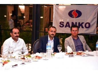 Sanko Enerji İftar Yemeği