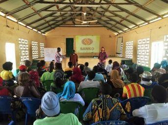 Sanko Gambiya'da İhtiyaç Sahiplerine Destek Sağlıyor
