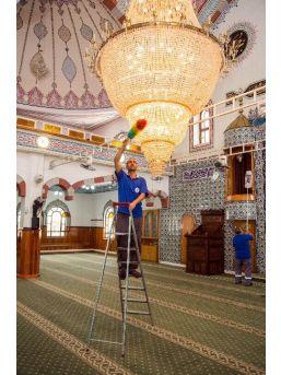 Şehitkamil'deki Camiler Kadir Gecesi Ve Bayram İçin Hazır
