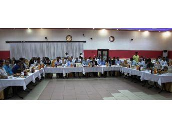 Iğdır'da İmam Hatipler Platformu İftar Yemeğinde Buluştu