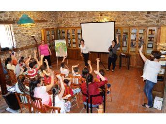 Çocuklar Yaz Okuluyla Birgi'yi Tanıyacak