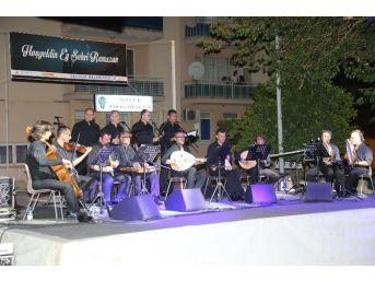 İstasyon Meydanı'nda Tasavvuf Konseri