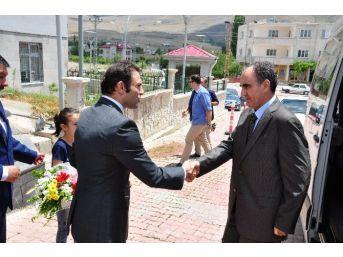 Vali Özkan'dan Sıra Dışı Ziyaret