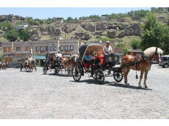 Talas'ta Nostaljik Fayton Heyecanı