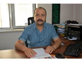 Çetin'den, Başkan Kara'ya İkramiye Teşekkürü