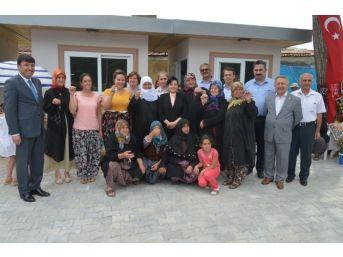 Poyralı Köyü Yöresel Ürünler Çarşısı'nın Açılışı