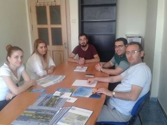 Aeü Kırşehir Temsilciliğine Mülteci Günü Ziyareti
