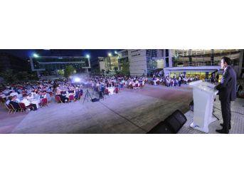 Kto Karatay Üniversitesi Stk'larla İftarda Buluştu