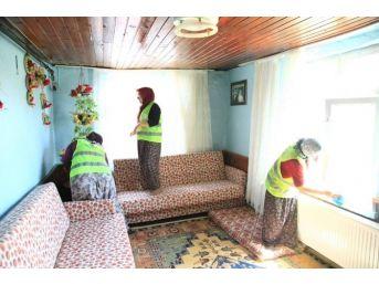 Seydişehir Belediyesi'nden Temizlik Hizmeti
