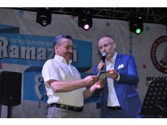 Seydişehir'de Ramazan Etkinlikleri Sona Erdi