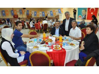Ak Parti Simav İlçe Başkanlığ'ndan İftar