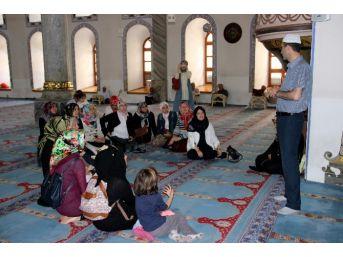 Ceyda Çetin Erenler: Evliyalar Şehri Kütahyamızı Hep Birlikte Tanıyalım