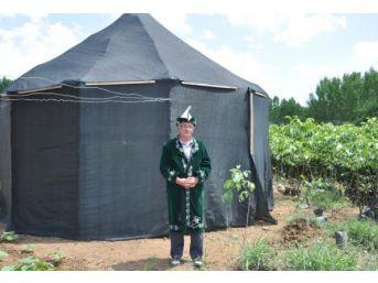 Simav'da Kazak Çadırı