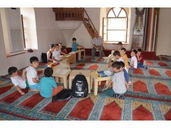 Kula'da Yaz Kur'an Kursları Başladı