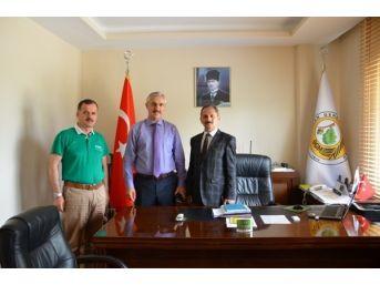 Erdemli Orman İşletme Müdürlüğü'nde Görev Değişimi