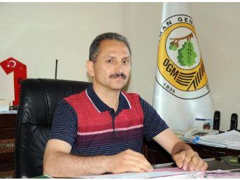 Erdemli Orman İşletme Müdürü İsmail Çelik Görevine Başladı