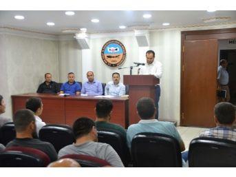 Muş Ovası Küçük Sanayi Sitesi Genel Kurul Toplantısı Yapıldı