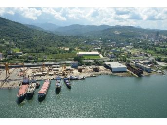 Ünye Limanı'na İhtisas Gümrüğü Yetkisi Verildi