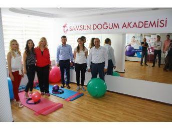 Samsun Doğum Akademisi Açıldı