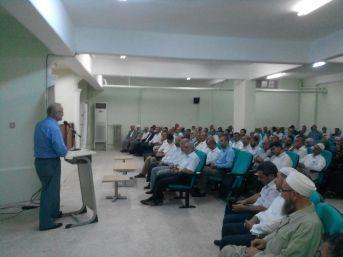 Diyanet İşleri Başkan Yardımcısı Yavuz Ünal İl Müftülüğünü Ziyaret Etti