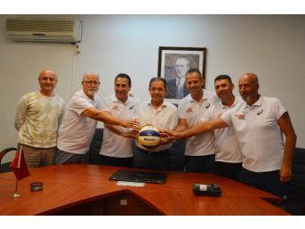 2016 Uluslararası Plaj Voleybol Turnuvası Sinop'ta