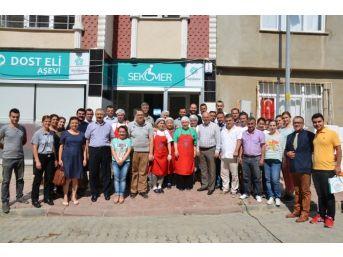 Süleymanpaşa Belediyesi Bayramlaşıyor