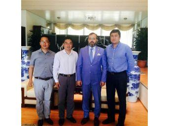 Tekirdağspor Ve Çorluspor'a Çin Sponsor