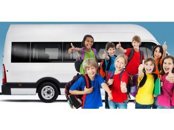 Toplu Taşıma Araçları İle Öğrenci Ve Personel Servisleri Daha Güvenli
