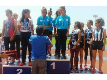 Türkiye Atletizm Şampiyonasında Şampiyon Tekirdağ