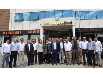 Ak Parti Trabzon İl Başkanı Haydar Revi'den Ardahan Çıkartması