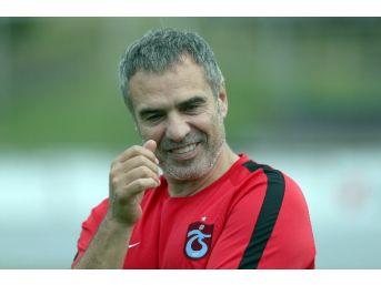 Trabzonspor'da Ersun Yanal Heyecanı