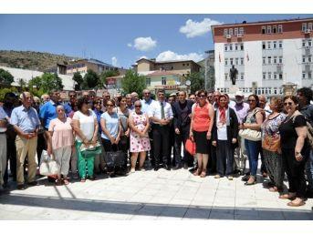 Chp Tunceli İl Başkanlığı, İstanbul Saldırısını Kınadı