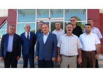 Erciş'in İl Olacağı Sözü Bile Halkı Heyecanlandırmaya Yetti