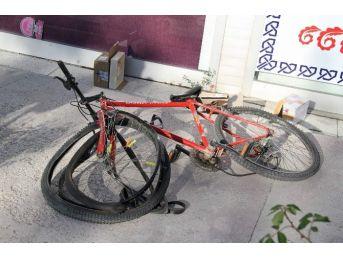 Yozgat'ta Bisiklet Kazası: 2 Yaralı
