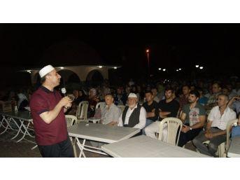 Çaycuma'da Kadir Gecesi Özel Sahur Programı