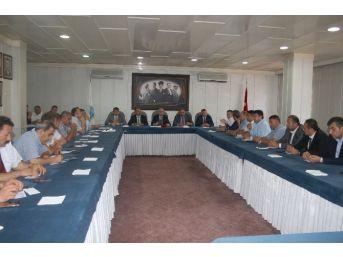 Genel Maden İşçileri Sendikası Yönetim Kurulu: