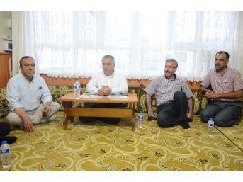 Milletvekili Boynukara'dan, İkbal Derneği'ne Ziyaret