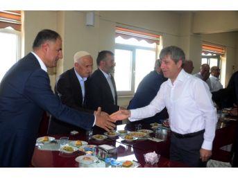 Bitlis'te Bayramlaşma Töreni
