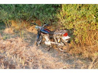 Direğe Çarpan Motosikletli Genç Hayatını Kaybetti