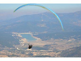 Türkiye Yamaç Paraşütü Kupası Hazırlıkları Sürüyor