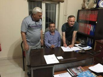24 Erzincanspor'un Teknik Patronu Topuzoğlu Oldu