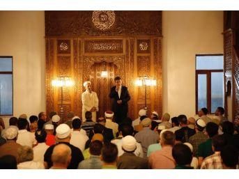 İkitelli Şenevler Camii İbadete Açıldı