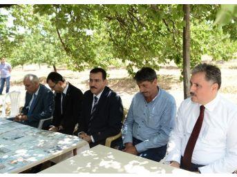 Bakan Tüfenkci'den Şehit Ailelerine Ziyaret
